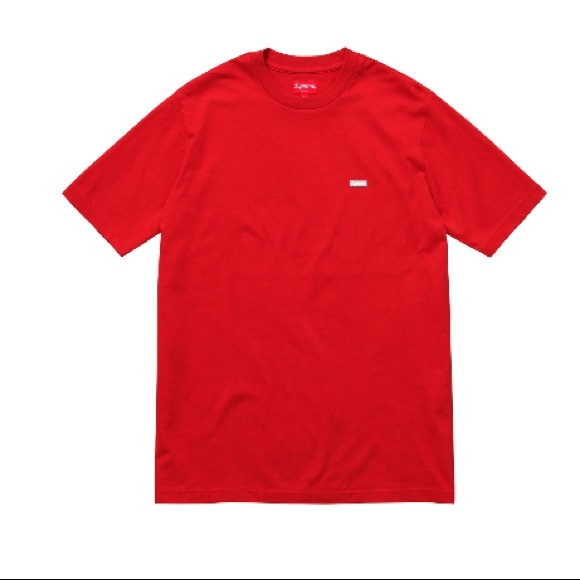 d6c633783a24 Supreme Shirts | 2018 Fw Small Reflective Box Logo Tee | Poshmark
